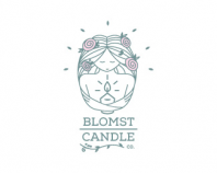 Blomst_Candle