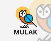Mulak_-_Geometric_Owl_logo