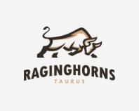 Raging_Horns_Bull_Logo